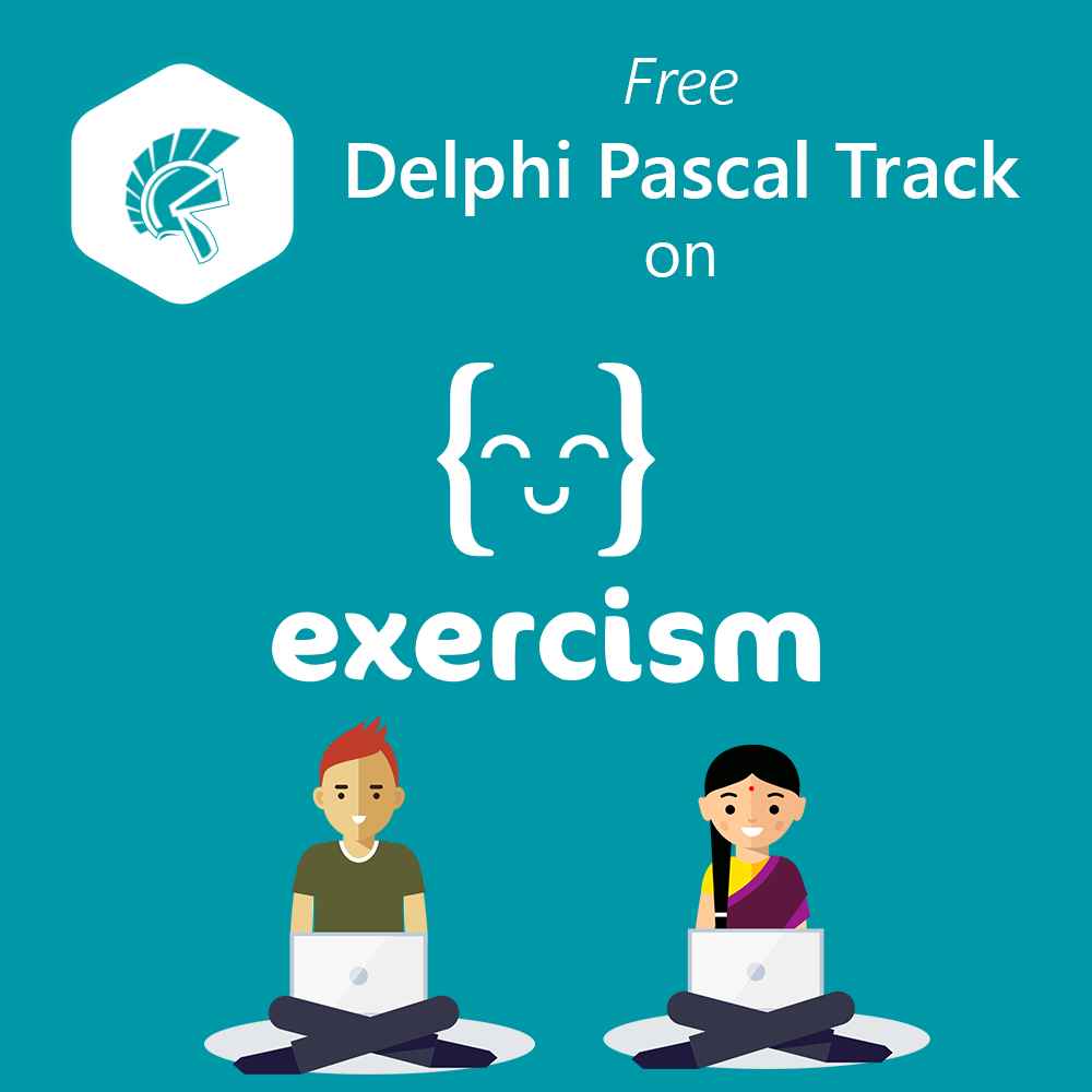 Learn Delphi on Exercism
