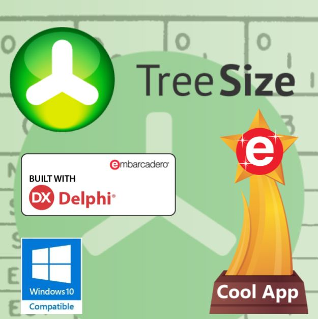 TreeSize - Cool Apps Selection