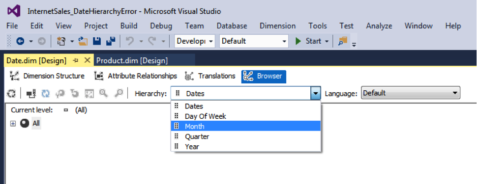 Why use a Date Dimension Table in a Data Warehouse - Blog